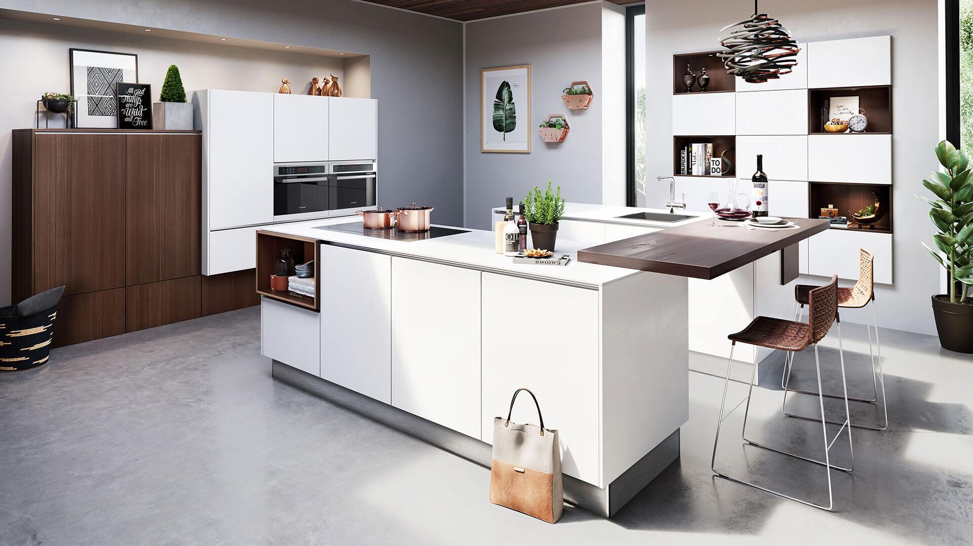 Küche neu erleben Ihr Küchenstudio in Leipzig